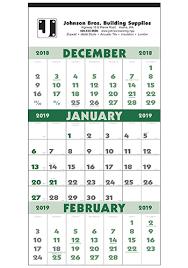 3 Month Planner 12 Sheet Triumph Calendars X11413