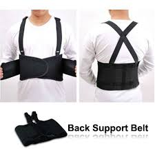 HealthyLife-Adjustable-Back-Support-Belt-and-Brace-0 HealthyLife® Adjustable Back Support Belt and Brace - Training