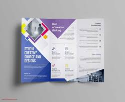 Avery Tri Fold Brochure Templates Avery Brochure Template Awesome Tri Fold Brochure Template