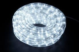 Clear White Rope Lights 45 Meter Clear White Rope Light 155 015uk