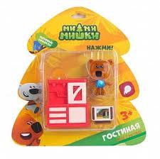 <b>МиМиМишки игрушки из</b> мультика купить в интернет-магазине ...
