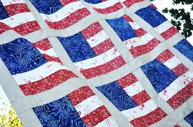 American Flag Quilt Pattern Free American Flag Barn Quilts