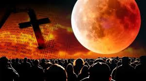 End Of The World Conspiracy Blood Moon At Midnight Sparks Fears Of
