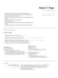 Types Of Skills Resume - Beni.algebra-Inc.co