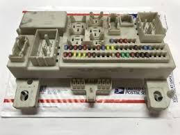 bn8b 66730 c 2004 2009 mazda 3 fuse box junction relay bcm body 2004 mazda 3 fuse box bn8b66730c at 2004 Mazda 3 Fuse Box