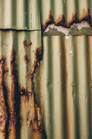 corrugated rusted metal texture rusty rusted shed surface hq photo