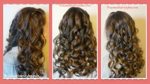 Hair Style Curling how to create beautiful curling wand curls youtube 4198 by wearticles.com