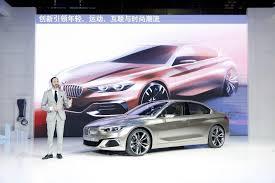 BMW Compact Sedan Concept unveiled, previews the 1-Series Sedan ...
