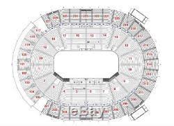 U2 Tickets T Mobile Arena Las Vegas May 11 2018 2 Tix