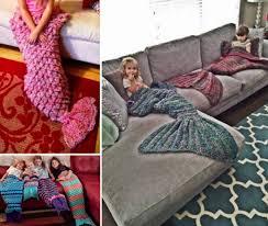 Mermaid Blanket Crochet Pattern Simple Mermaid Blanket Crochet Pattern Fun Crafts Kids