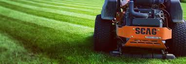 tiger striper lawn striping and lawn pattern system scag power equipment