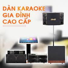 Dàn Karaoke Gia Đình Cao Cấp - Home