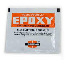 Hardman Epoxy Chart High Peel Epoxy