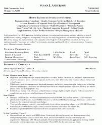Sample Project Manager Resume Letter Format Template