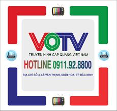 Truyền hình và Internet Cáp quang VOTV Bắc Ninh - Home