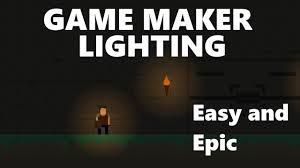 easy lighting. [Game Maker] Easy Lighting Tutorial - YouTube
