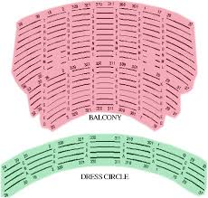 Cadillac Palace Seating Chart Cadillac Palace Theatre