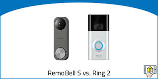 Ring Doorbell Comparison Chart 2019 Remobell S Vs Ring Video Doorbell 2 Differences Explained