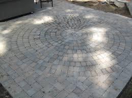 Circular Paving Patterns New Design