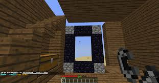 How To Light A Portal In Minecraft Why Wont My Nether Portal Light In Skyblock