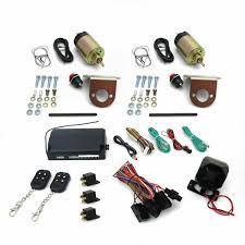 shaved door handle actuator kit 2 doors