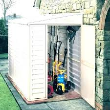 outdoor bike storage solutions storage outside house outdoor bicycle bike rack resin garden shed houses