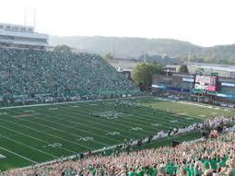 Joan C Edwards Stadium Review Marshall Football Stadium
