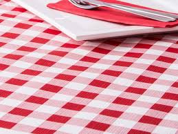 paper paper tablecloths all round