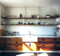 diy open kitchen shelving open shelving image of kitchen cabinets and open shelving build your own