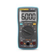 <b>ZT101 ZT102 Digital Automatic</b> Range Multimeter 6000 counts ...