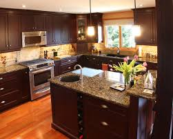 Modren Dark Kitchen Cabinets Colors Design Pictures To Ideas