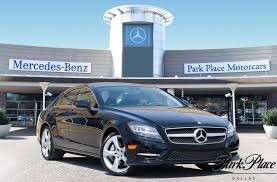 Used Mercedes-Benz CLS-Class Vehicles For Sale - Park Place
