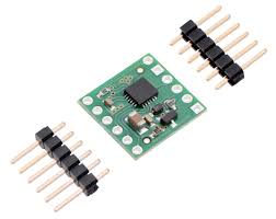 pololu bd65496muv single brushed dc motor driver carrier included hardware