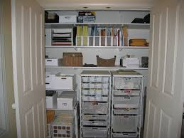 office closet storage. Home Office Closet Makeover; Everything Has A Place! (c) Eliminate Chaos, LLC. Futuristic Great Organization Ideas Storage