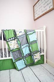 vintage cars patchwork rag quilt for