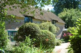 baugh s blog photo essay thomas hardy s cottage in dorset another view of the front of thomas hardy s cottage