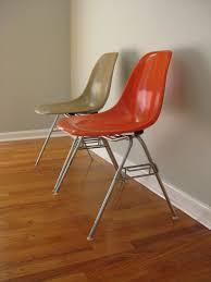 eames fiberglass chair cushion. trendy eames shell chair eiffel tower base glide replacement on fiberglass cushion s