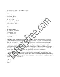 Business Sympathy Letter Condolence Sample The Intended For Best ...