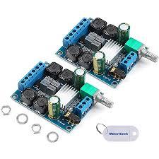 MakerHawk 2pcs <b>Bluetooth Receiver</b> Board 5V Wireless Stereo ...