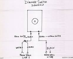 dimmer switch diagram dimmer image wiring diagram wiring a 4 way dimmer switch diagram images on dimmer switch diagram