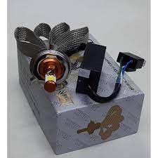 Bóng đèn Pha Led xe máy CYT 2 TIM chân HS1, chân H4 - Sử dụng điện máy 12V  AC