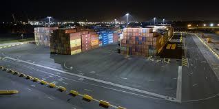 mason empty depot georgia ports authority