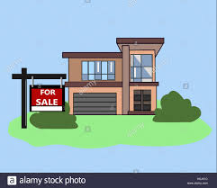 advertise home for sale house with for sale sign picture real estate sign to advertise a