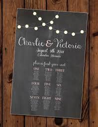 Blackboard Seating Chart Chalkboard Wedding Seating Chart Printable 2401801 Weddbook