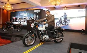 triumph launches bonneville t100 at rs 7 78 lakh ndtv carandbike
