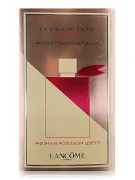 <b>Туалетная вода 100</b> мл La Vie Est Belle en rose Lancome (474278 ...
