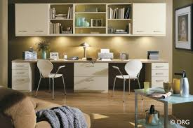 storage office space. Architecture, Organize Your Office Space Cream Wall Paint Hanging Cabinet Desk Chairs Storage Drawers