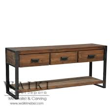 iron industrial furniture. Mebel Rustic Industrial Furniture Kayu Besi Metal Iron Wood Jepara, Buffet Besi,mebel