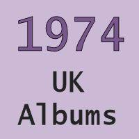 Album Charts 1974 Uk No 1 Albums 1974 Totally Timelines