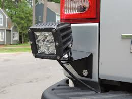 Rigid Back Up Lights Rigid Dually Auxiliary Back Up Lights Moved Nissan Titan
